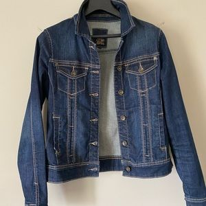NWOT. Women's Lois Denim Jean Jacket